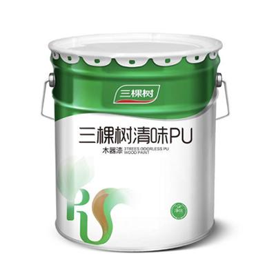 SD5210D PU净味高固透明底漆