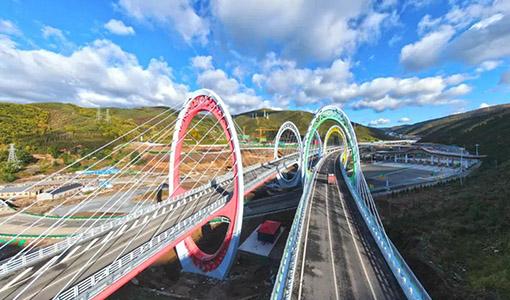 美丽中国写真草民电影网,绿色冬奥丨 三棵树助力打造延崇绿色高速公路